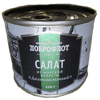 """Салат из морской капусты  """"Доброфлот"""""""