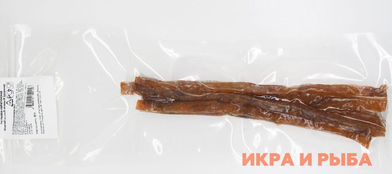 Минтай вяленый острый (соломка)