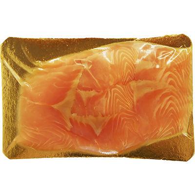 Форель (филе-нарезка, слабосолёная) 150г