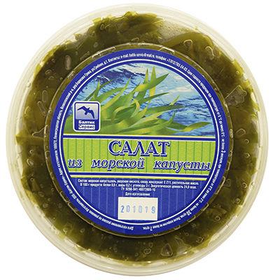Салат из морской капусты 350г